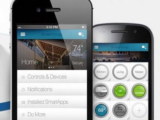 SmartThings: добавьте интеллект в любые объекты по выбору