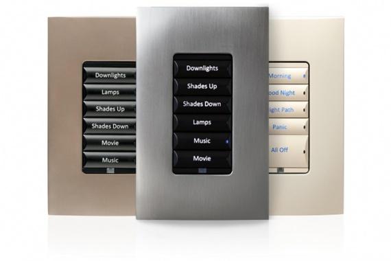 Control4 Wireless Lighting