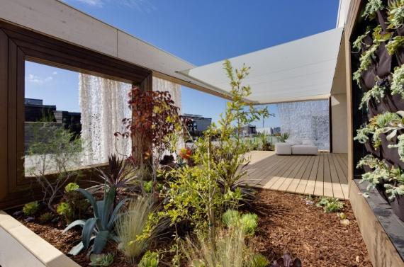 Энергоэффективный дом на солнечной энергии