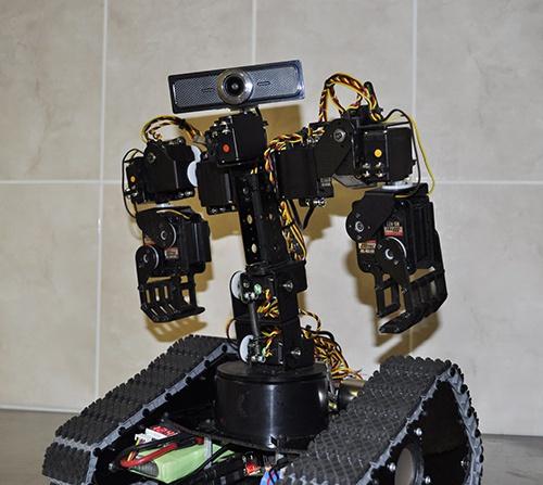Робот-сторож