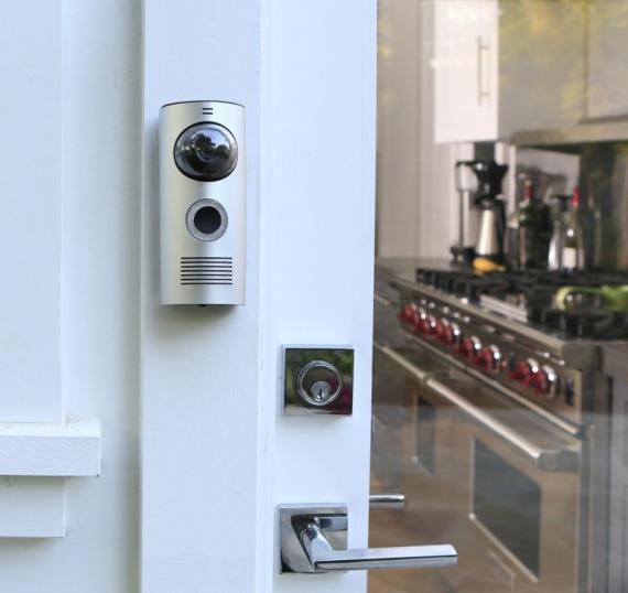Умный домофон Doorbot