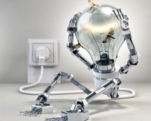 Китайцы изобрели лампочку с раздачей Wi-Fi