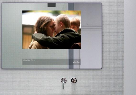 Электронное интерактивное зеркало Mirror 2.0