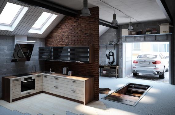 умный гараж