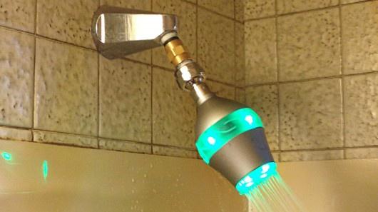 Умная насадка на душ Uji Shower