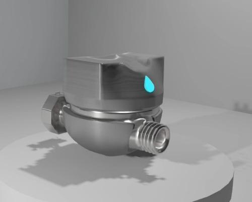 Устройство мониторинга расхода воды Driblet