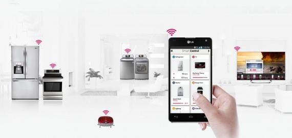 LG Smart Control