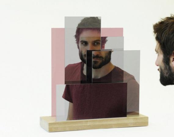 Многоуровневое зеркало Layered Me