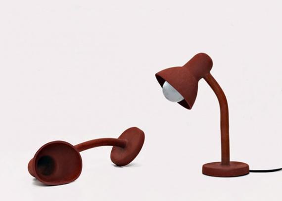 Светильники из резины