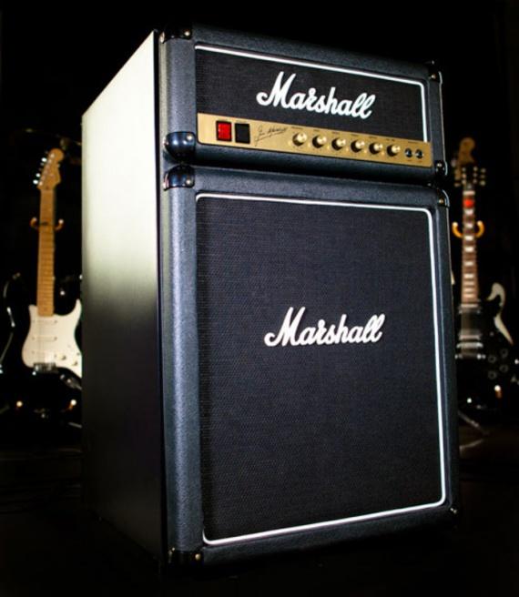 холодильник для фанатов рок-н-ролла