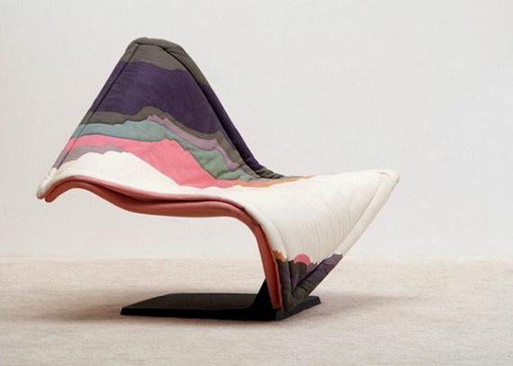 Необычное кресло Flying Carpet
