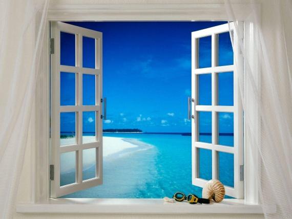 окно, пропускающее воздух, но не шум