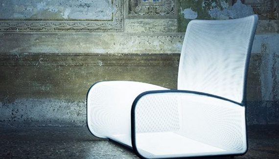 светящееся кресло