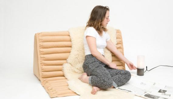 Кресло для любителей сидеть на полу