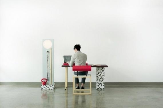 Фитнес-стол