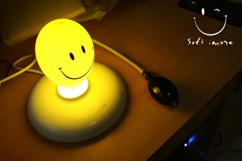 лампа-смайлик