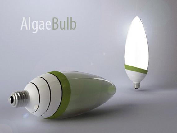 LED-лампа AlgaeBulb