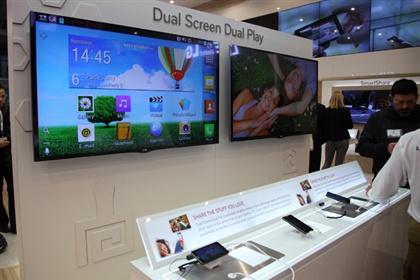 LG оптимизирует платформу Smart TV для беспроводного соединения
