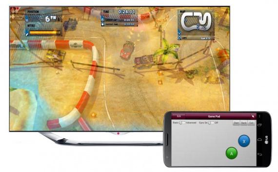 LG оптимизировала платформу Smart TV