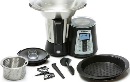 Кухонный процессор Oursson KP0600HSD/BS