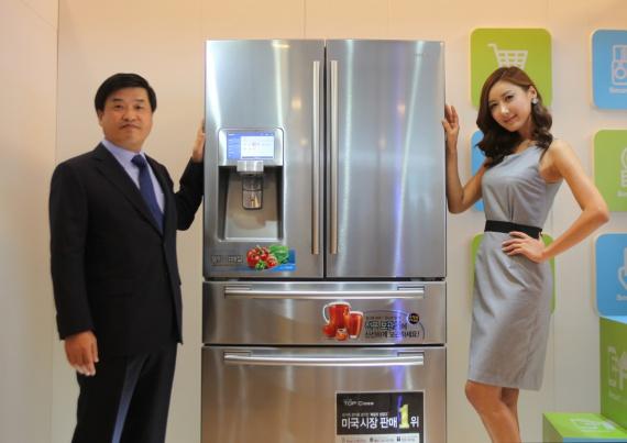 Samsung заставит холодильник подчиняться телефону