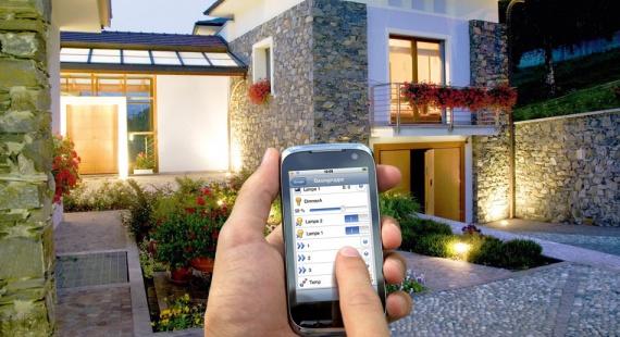 Мобильные приложения для умного дома