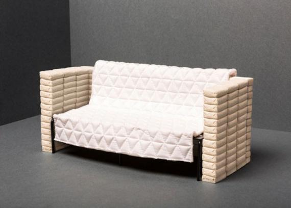Мебель из шоколада