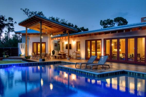 Дом Power Haus получил самый низкий индекс по энергопотреблению (HERS)